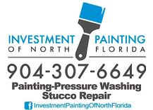 Investment Painting of North Florida